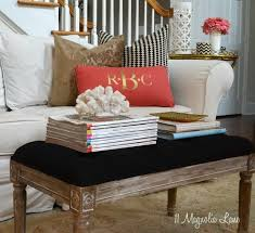 Fabric Paint For Upholstery How To Paint Upholstery Fabric Black Velvet Chair 11 Magnolia Lane