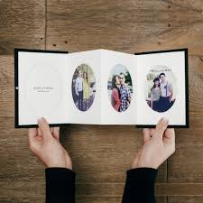 wedding gift for parents memories booklet of the gift parents thank you