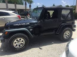 beach jeep wrangler jeep wrangler se in florida for sale used cars on buysellsearch