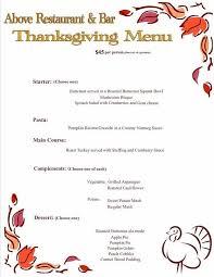 enjoy thanksgiving at above restaurant in south orange and par 440