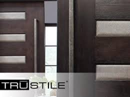 Trustile Exterior Doors Entry Doors Brands Styles Window And Door Showplace