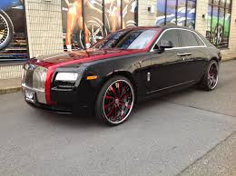 custom rolls royce ghost rolls royce ghost in forgiatos wheels by house of dubs in laurel
