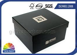 gold foil gift boxes foil paperboard gift box custom logo printed pantone color cmyk