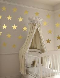 Star Decals For Ceiling by Vinyl Wall Thin Star Decals Metallic Gold Silver Copper Mint