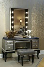 Luxury Powder Room Small Vanity Bench Makeup Table Without Mirror Luxury Bath