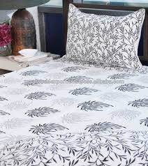 Cheap Bed Linen Uk - india bed linen direct black and white damask bedding fitted bed