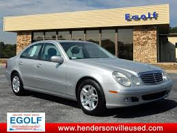2003 mercedes e class 2003 mercedes e class e320 base for sale in hendersonville