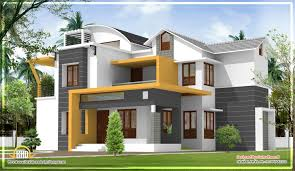architecture designs for homes modern contemporary kerala home design by sainudheen m nr19