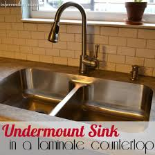 Stainless Steel Kitchen Sinks Undermount Reviews by 61 Best Undermount Sinks And Formica Laminate Images On Pinterest
