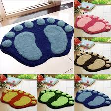 Memory Foam Rugs For Bathroom New Bath Mat Bathroom Bedroom Non Slip Mats Soft Memory Foam