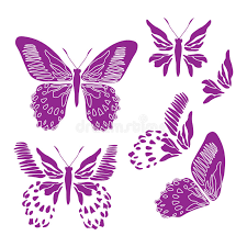 abstract pattern butterfly butterfly cover tile fabric pattern background illustration design