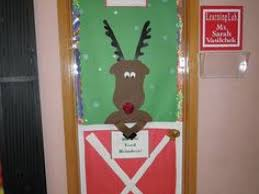 office 8 office christmas door decorating 820429257087112022