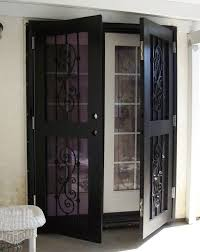 How To Secure Patio Doors Awesome Sliding Patio Door Security Gate Patio Design Ideas