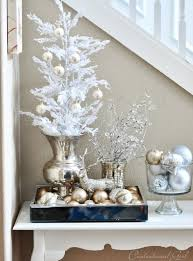 white and gold christmas decorating ideas red white and gold