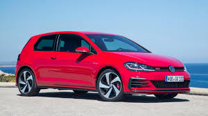 red volkswagen golf vw golf gti performance pack mk7 facelift 2017 review by car