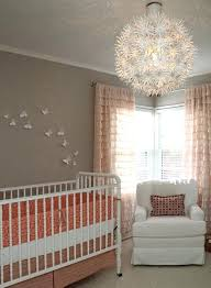 Ruffled Pink Curtains Light Pink Curtains For Nursery U2013 Teawing Co
