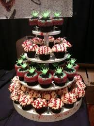 best 25 zombie cupcakes ideas on pinterest brain cupcakes