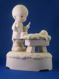 u0027ll play drum musical precious moment figurine