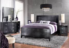 black bedroom sets queen amazing of black bedroom sets queen sofia vergara biscayne 5 pc