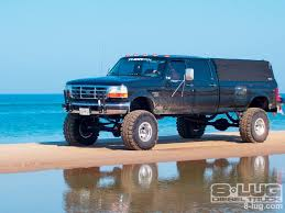 2006 Ford F350 Utility Truck - 1995 ford f350 left side angle photo 1 whip usdm truck van