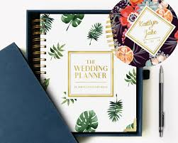 Best Wedding Planner Books Personalised Wedding Planning Book Tbrb Info