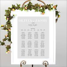 what to plan for a wedding modern traditional wedding table plan by beija flor studio