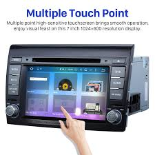 2 din 2007 2012 fiat bravo radio replacement with in dash android