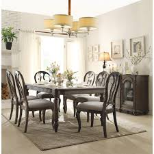 riverside 15850 belmeade 78 rectangle dining table homeclick com