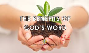 the benefits of god s word pt 1 1 thessalonians 2 13 god s