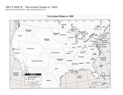 Civil War States Map 23 Images Of Civil War State Research Template Infovia Net