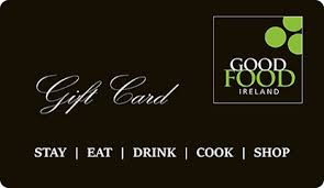 travel gift cards the gift for food and travel food ireland