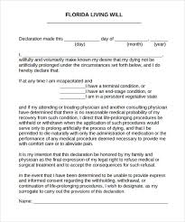 Template Wills by Sle Living Trust Form Sle Pour Will Form Sle
