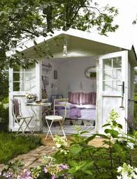 Summer House For Small Garden - ciao newport beach she sheds and zen dens outdoor spaces