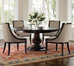 round dining table perimeter leaves sienna round from brownstone 56 but expands to 72 with perimeter
