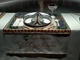 judy chicago dinner table the dinner party by judy chicago youtube