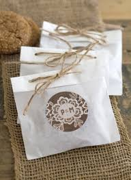 Cookie Favors by Cookie Wedding Favor Packaging The Elli