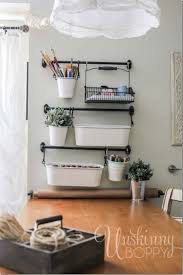Ikea Wall Storage by Updating And Organizing The Craft Room Storage Room And