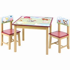 guidecraft childrens table and chairs 56 table and chair set walmart furniture mainstays outdoor rocking