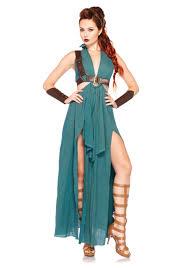 warrior maiden costume