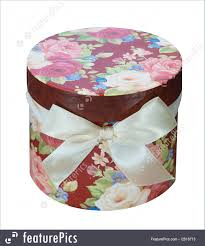 floral gift box celebration floral gift box stock picture i2618713 at