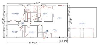 ranch floor plans 28 x 40 floor plans with attached garage yahoo image search