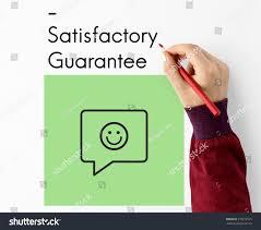 rating customer service satisfaction happy icon stock photo