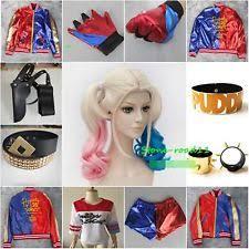 Harley Quinn Halloween Costume Harley Quinn Fancy Dresses Ebay