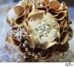 goldene hochzeit blumen hochzeits brosche bouquet goldene hochzeit brautstrauß
