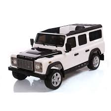 toy range rover licensed range rover defender 12v battery powered ride on