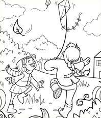 fall coloring book pages autumn coloring pages last leaf