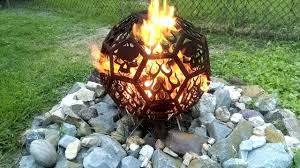 chiminea vs fire pit geo fire pit youtube