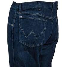 wrangler jeans men u0027s 39902 pw rugged wear classic fit denim work