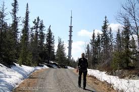 norwegian mountains route descriptions kjeldeknatten tonsåsen