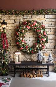 christmas decor for front porches